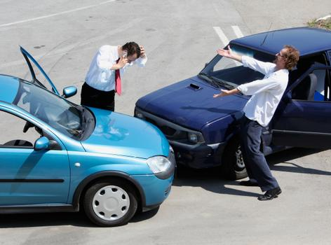 The Times When You Are At Fault In A Car Accident