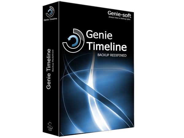 Protect Your Important Data and Files With The Genie Timeline
