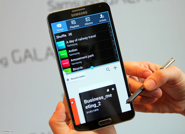 Samsung Galaxy Note 4: Best Phone Of 2014
