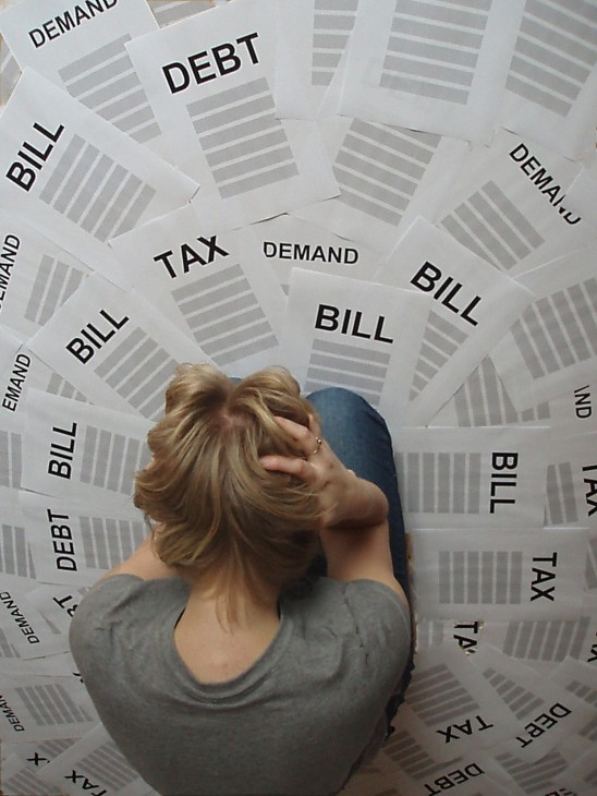 What Are Your Options For Dealing With Debt?