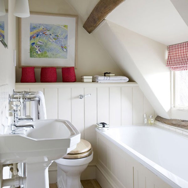 Do You Have A Tiny Bathroom Here's How To Improve Your Bathroom's Storage Capacity