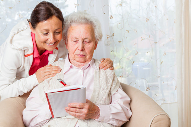 Finding In-Home Care For Your Aging Parent