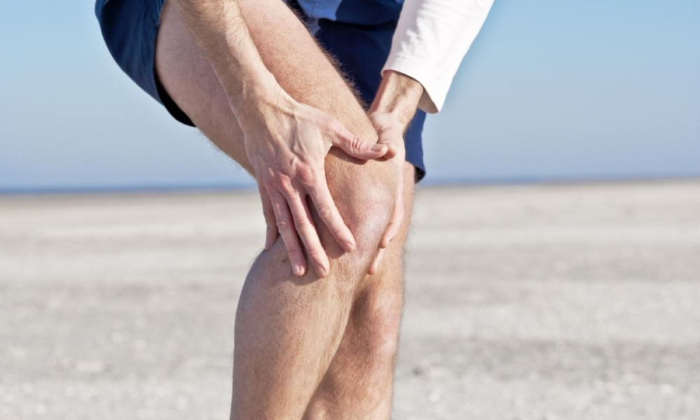 If You Don't Like The Taste Of Powder- Natural Treatment For Your Knee Pain