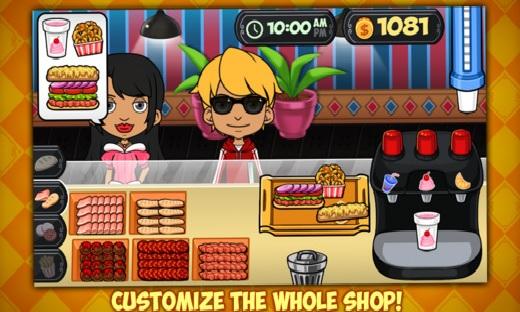 My-Sandwich-Shop