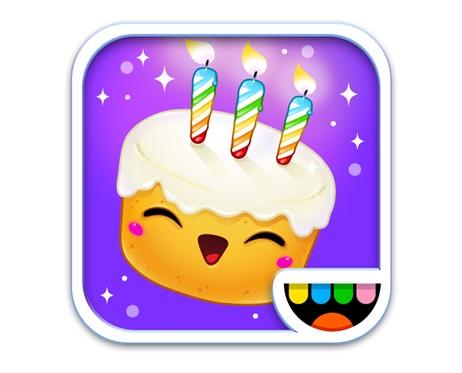 Toca-Birthday-Party