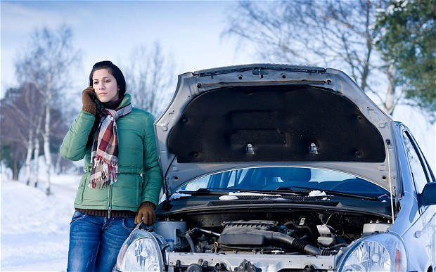How To Protect Your Car's Exterior In Winter
