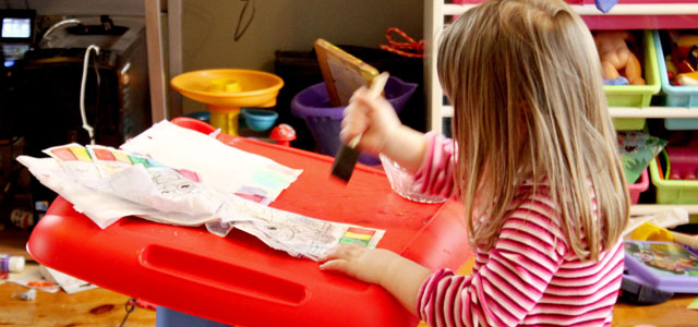 Child-Crafting