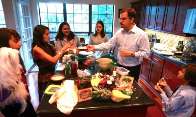 Alternatives To Cooking For A Large Gathering