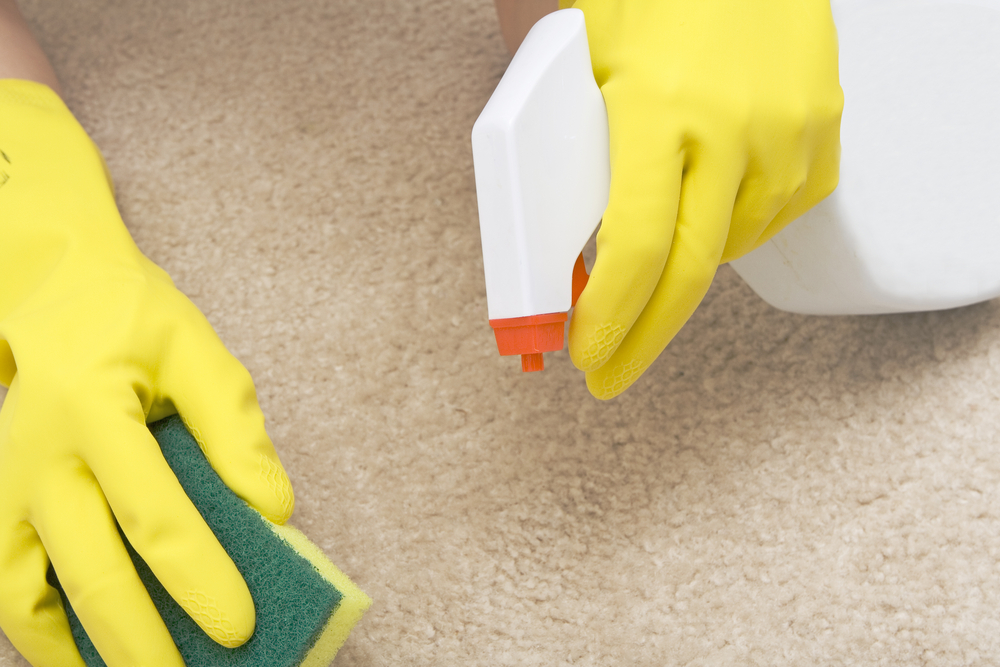 Removing Stains From Upholstery