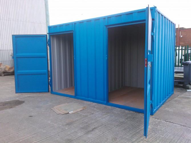prestige site shed