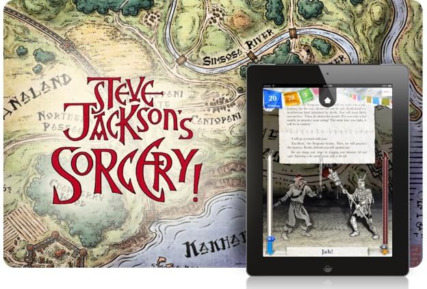Sorcery-game