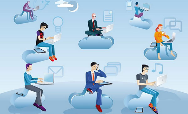 Benefits For Business Using Cloud Computing