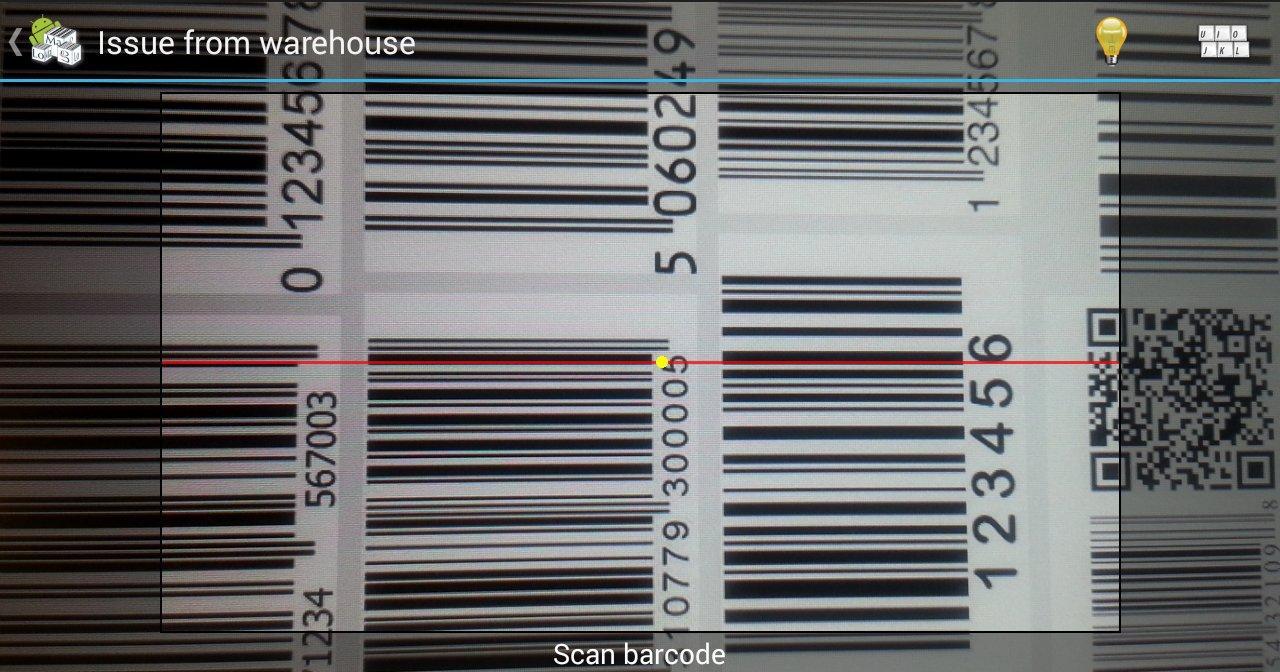 Advanced Warehouse Label Designer