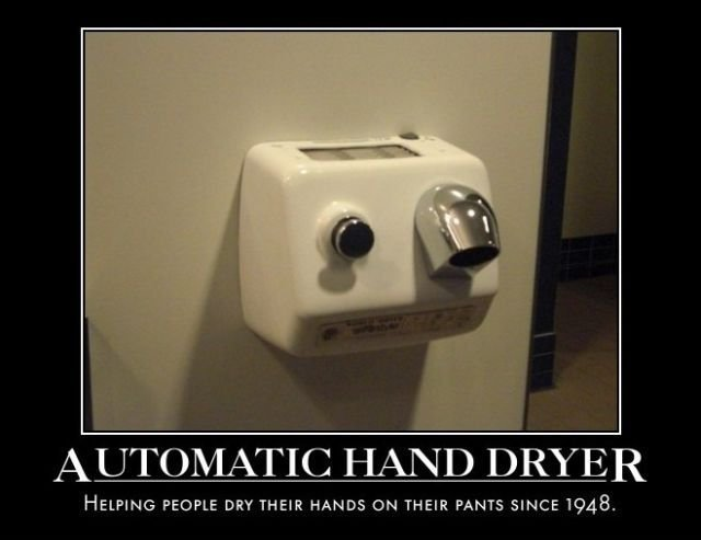 Automatic+hand+dryer