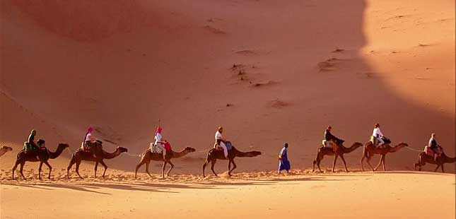 Dubai For An Exhilarating Trip