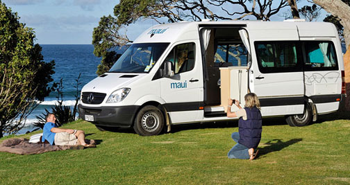 AusCampervans In Australia Offer Unique Holiday Experiences