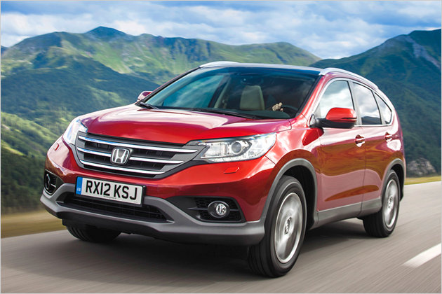The Most Affordable and Fuel Efficient SUVs