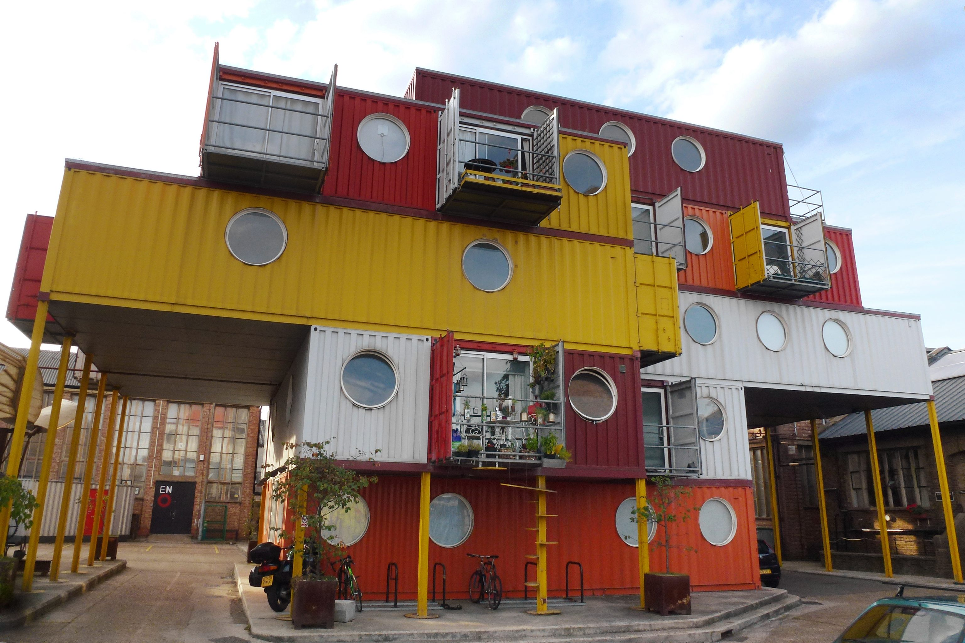 Container Home 2