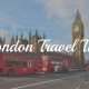 5 Budget-Friendly London Travel Tips