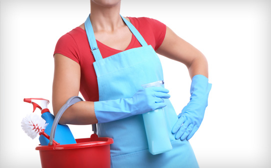 The Most Booked Cleaning Company - Friendly Cleaners