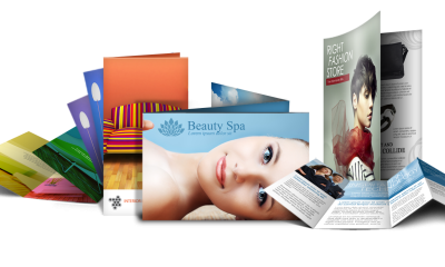 The Key Types Of Brochure Printing Services