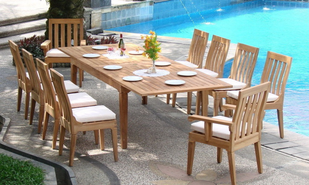 Steps To Furnishing Your Back Patio