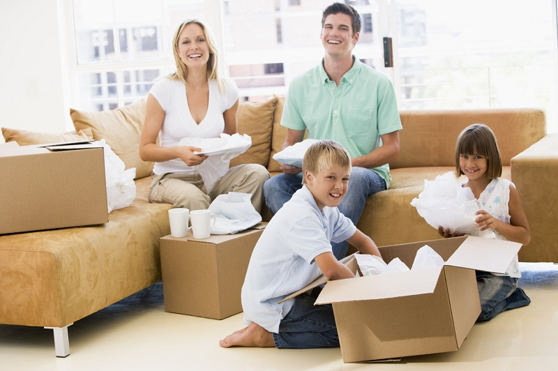 How To Pack Boxes When Moving Abroad