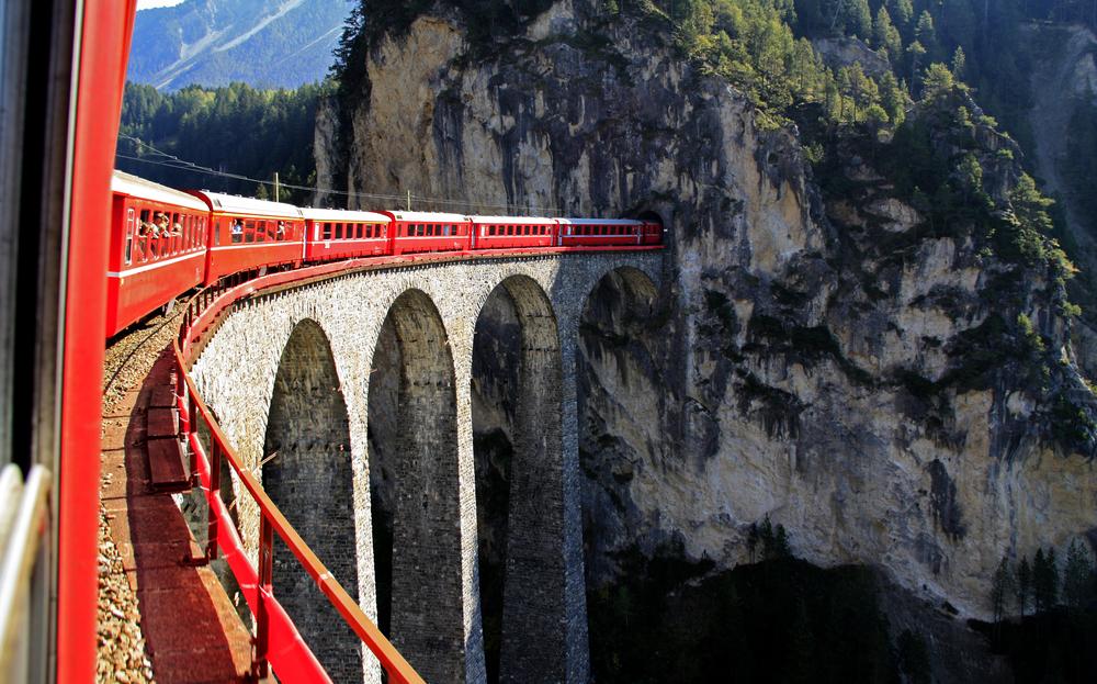 Europe Train Travel