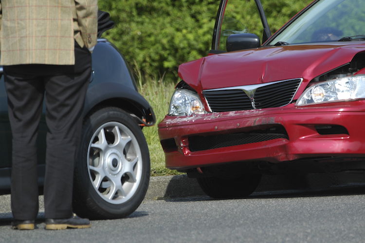 What Happens If I Have An Accident While Driving A Hired Car