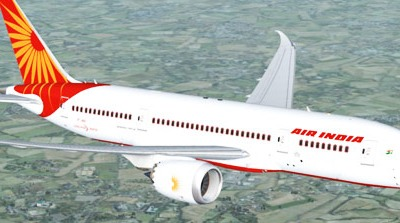 Air India Online Ticket Booking For International Destinations