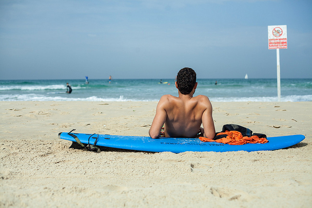8 Spots For Full Relaxation In Tel Aviv