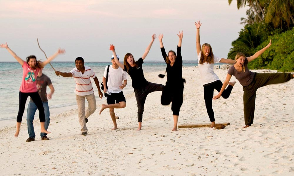 Make A Memorable Holiday With Friends