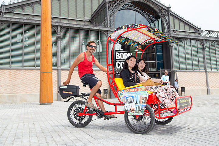 Hire Rickshaws In London - A Complete Guide