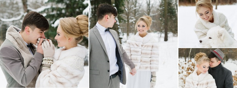 How To Warm A Bride