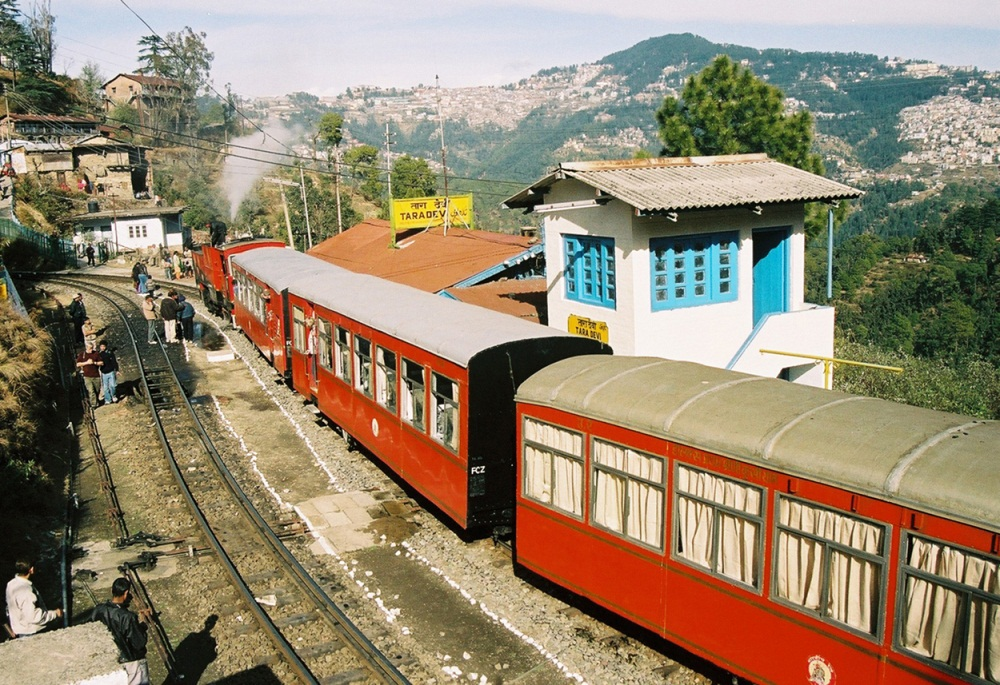 Kalka Shimla Express