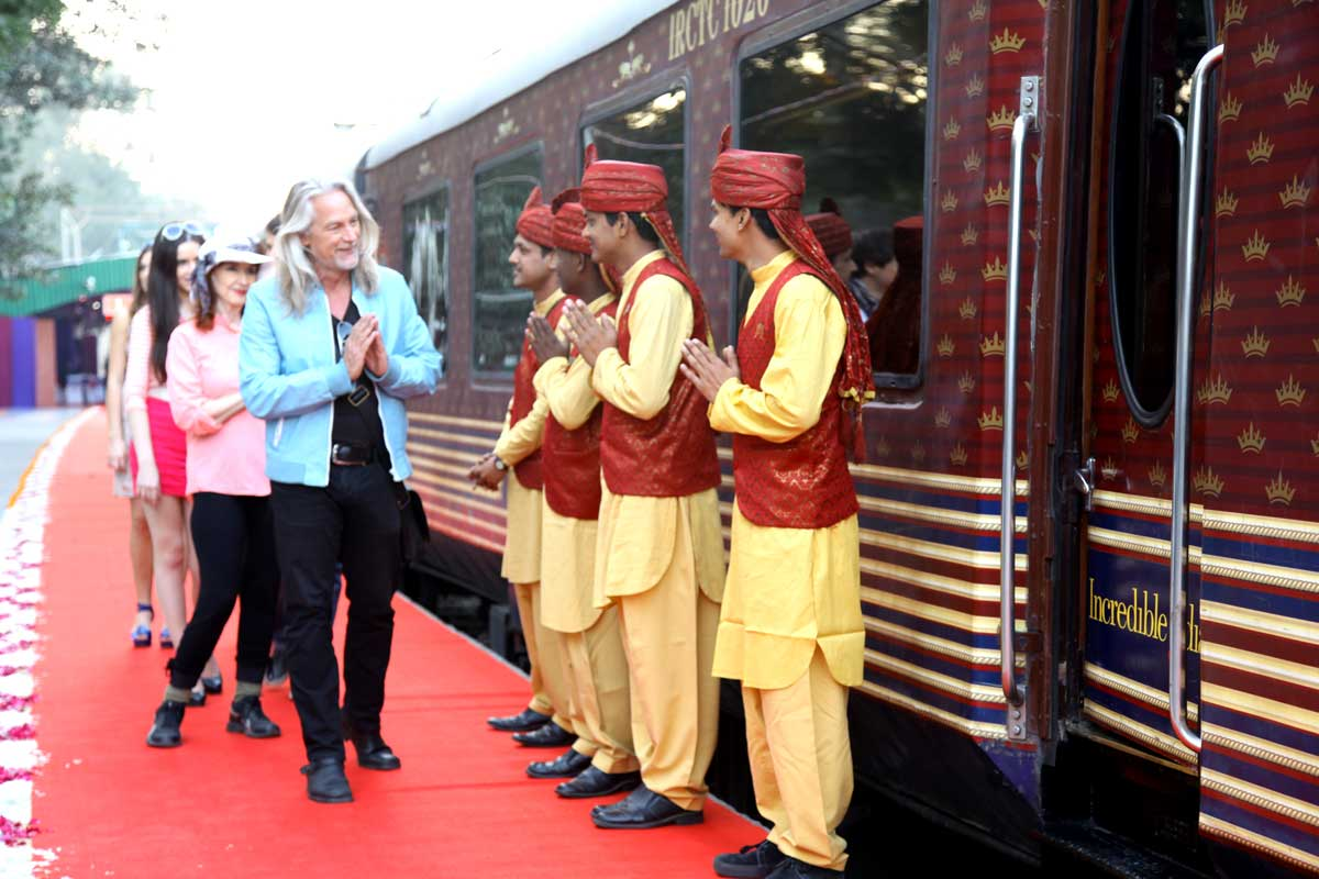 Explore India Through A Luxury Train - Maharajas Express