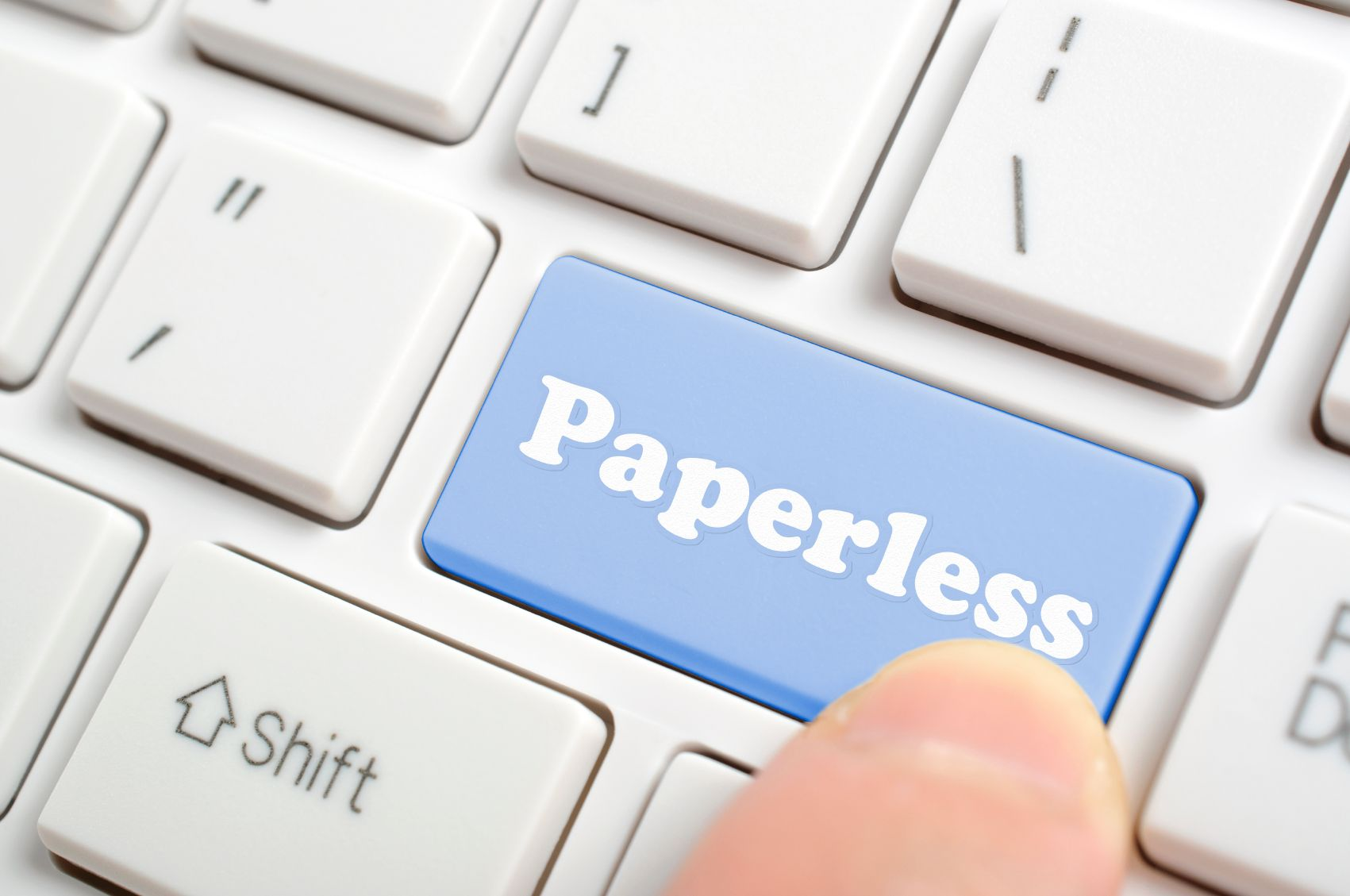 Going Paperless
