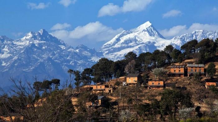 Nagarkot Kathmandu Nepal