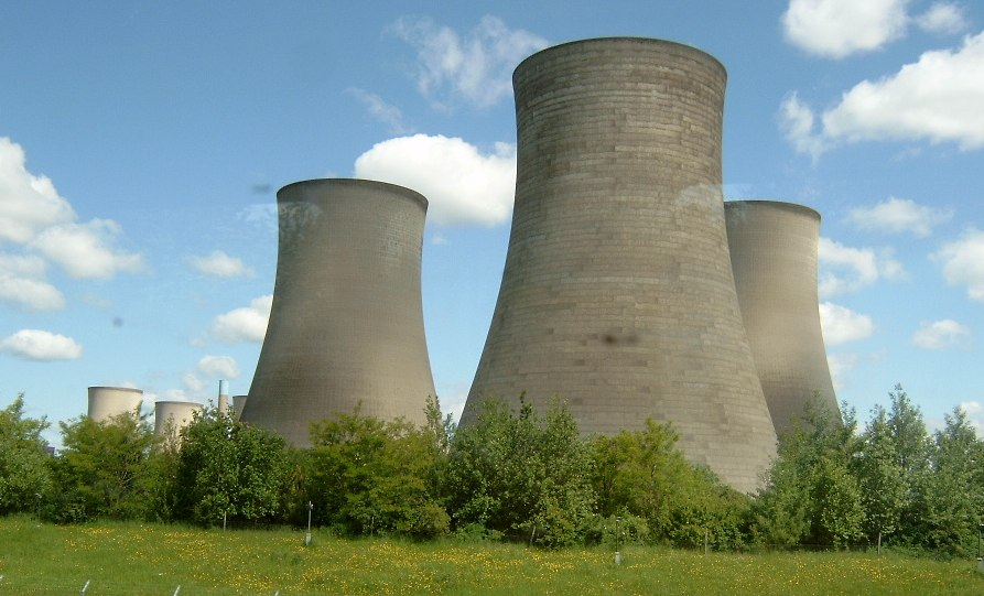 The Different Types Of Cooling Towers