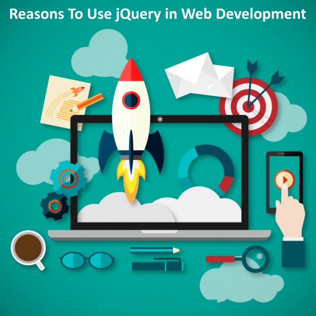 reasons to use jquery in web development