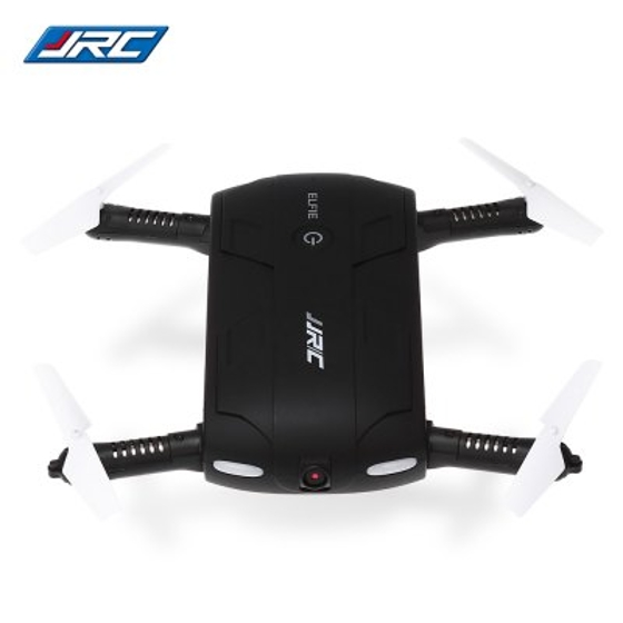 Review of the JJRC H37 ELFIE Small Foldable RC Selfie Drone