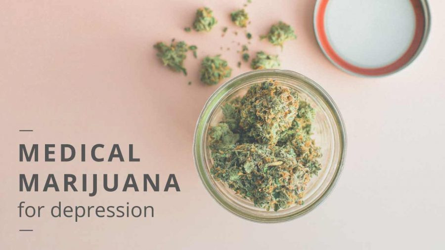 5 Medical Marijuana Strains For Depression