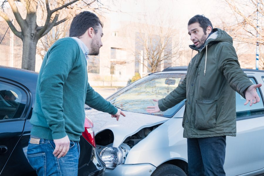 First 5 Things To Do When An Uninsured Driver Hits You