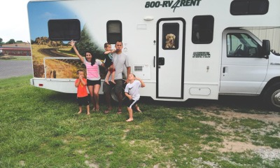 """RV Rental: A Great Way To Travel and You're Always """"Home"""""""
