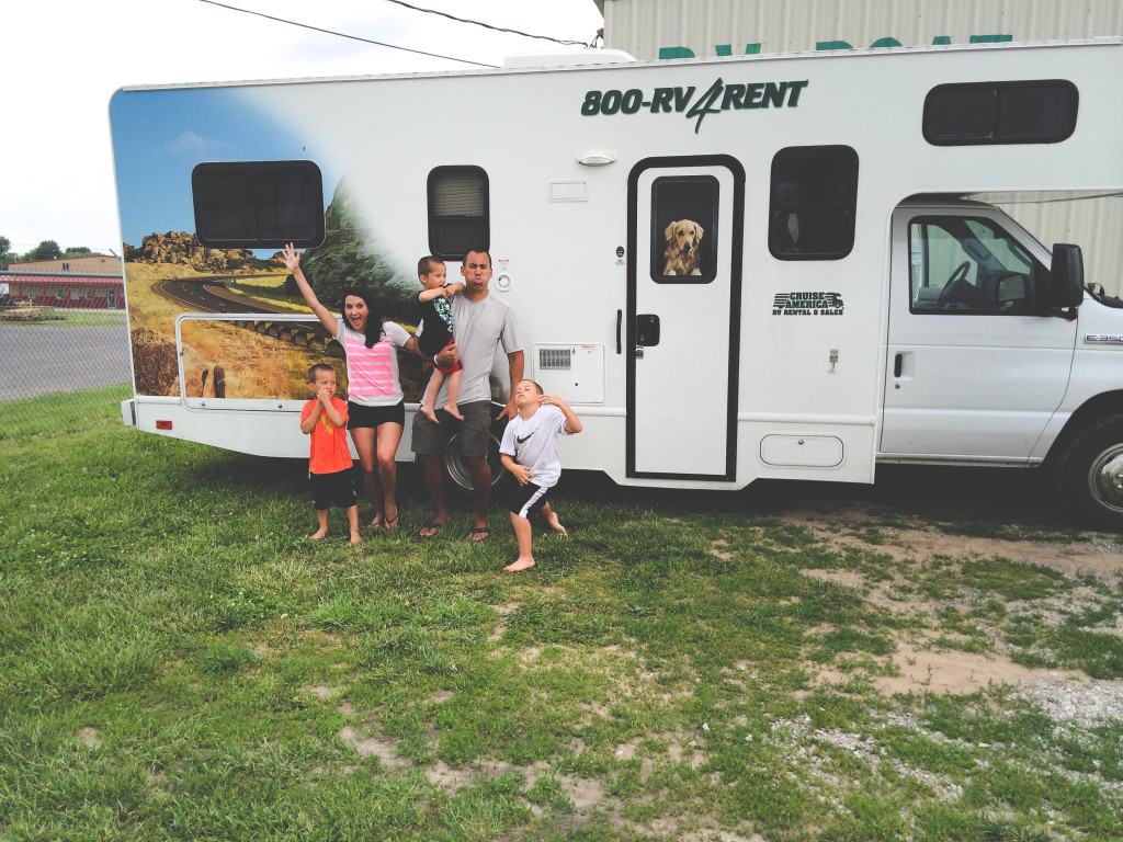 "RV Rental: A Great Way To Travel and You're Always ""Home"""
