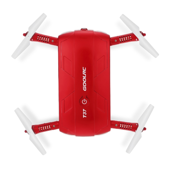 What To Distinguish About RC Quadcopter GoolRC T37 Selfie Drone