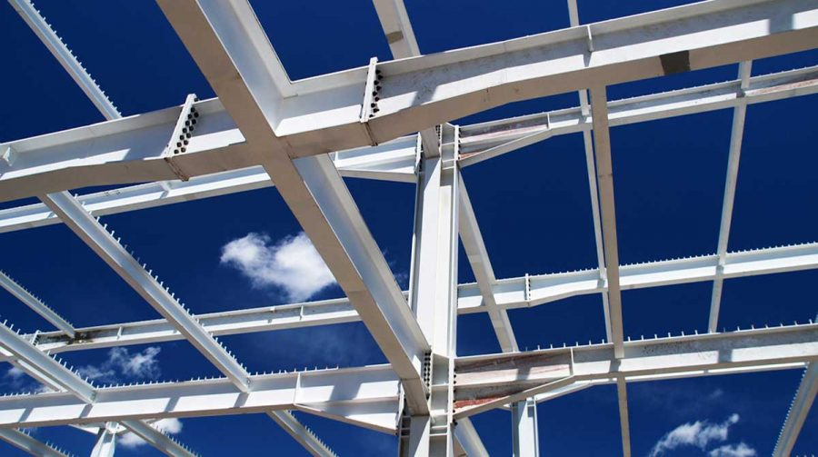 Structural-Steel-Building