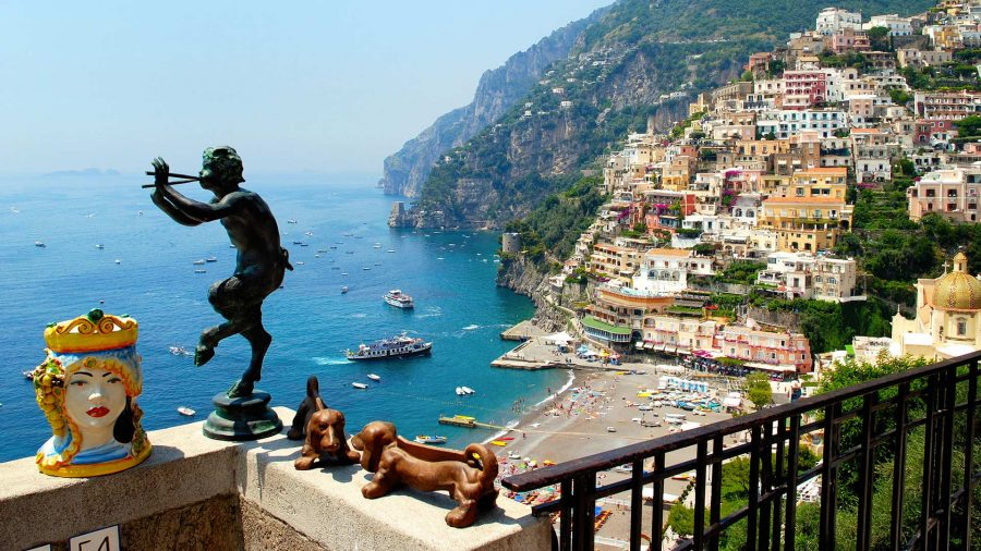 Positano Travel Service