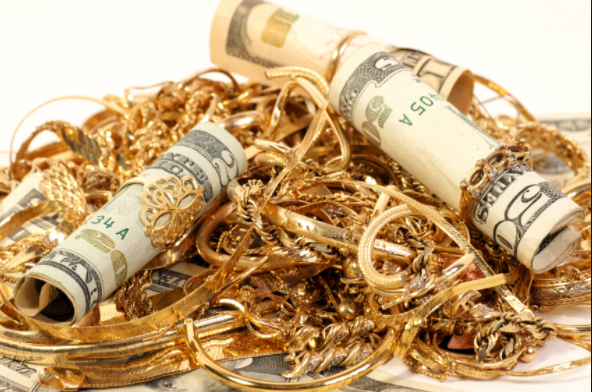 Gold Loans from Golden Pawnbrokers