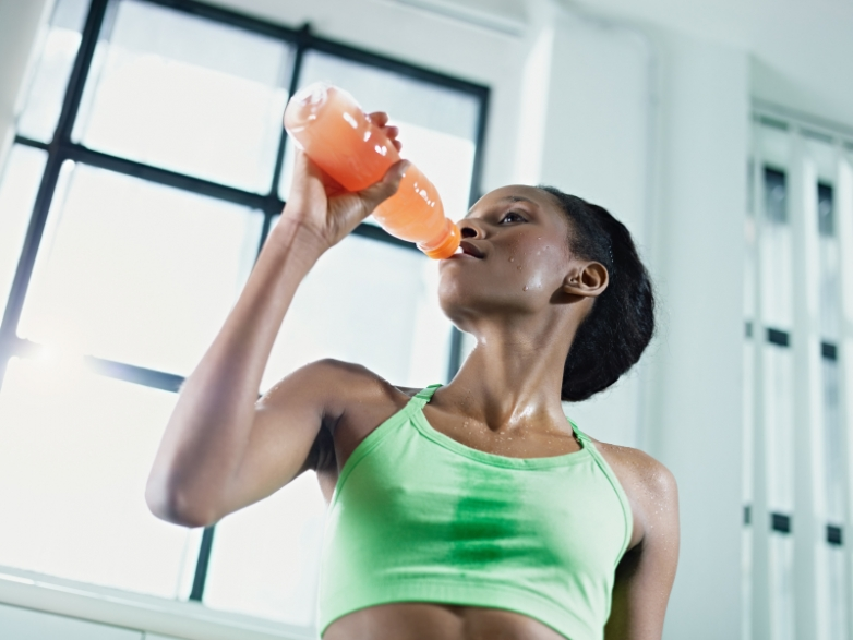 Are Sports Drinks Useful For Professional Athlete